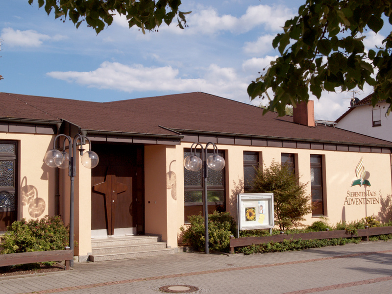 Gemeindehaus Bensheim