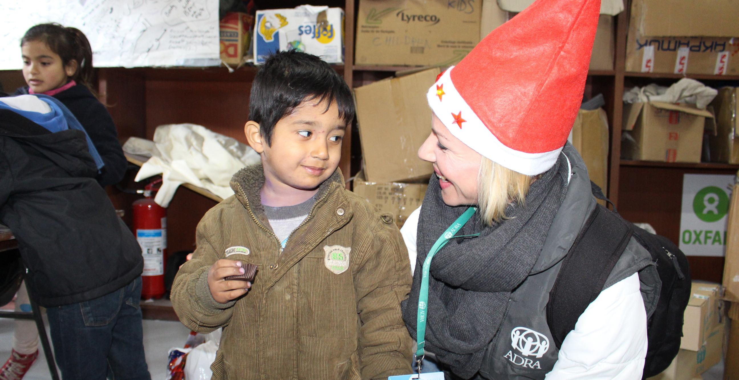 ADRA - Kinder helfen Kinder