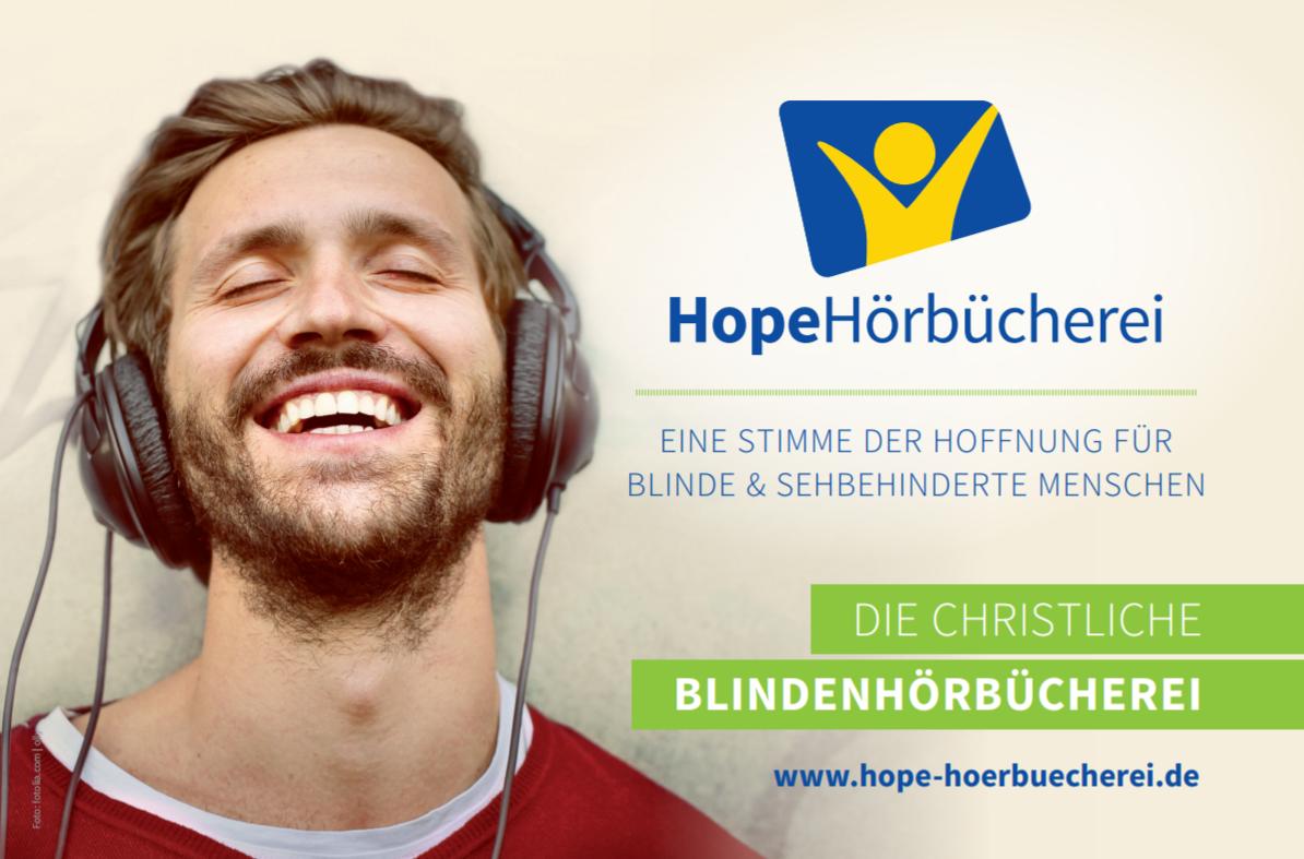 Blindenhörbücherei - Homepage